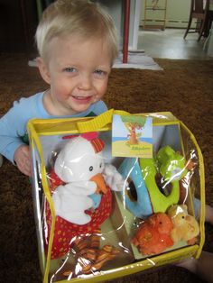 HomeEc@Home: HABA Lilliputiens Ophelie and her Chicks #Review