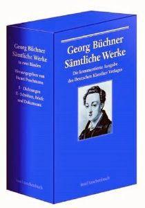 """der intellektuelle - blog: Ein Glücksfall - Zur Taschenbuch-Ausgabe der """"Sämtlichen Werke"""" Georg Büchners"""