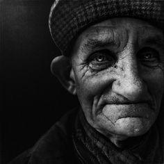Lee Jeffries - Haunting Portraits of the Homeless