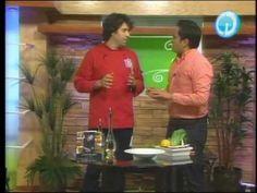 Sección de Cocina del programa Teledicion Televisa Hermosillo, Son.  Receta: Ensalada Mexicana  Al aire: 3/septiembre/2012  chefmanuelsalcido@hotmail.com