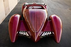 a deeper appreciation for pre WW2 cars -- there's something about boat tails, pontoon fenders, and art deco grills that just drip extravagance and grace.