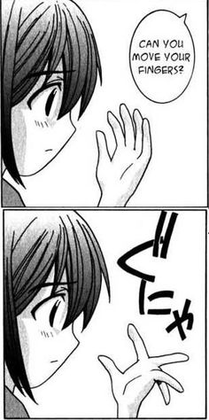 Did I just laugh at Elfen Lied?