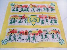 Girl Scout handkerchief