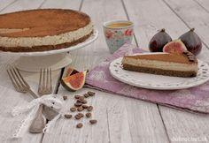 Kávový zákusok bez múky: Hotový za pár minút a vhodný aj pre celiatikov Vanilla Cake, Tiramisu, Cherry, Paleo, Sweets, Breakfast, Ethnic Recipes, Food, Concrete