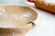Whole Wheat Mediterranean Pie Crust (and a gf variation)— Recipes for Health
