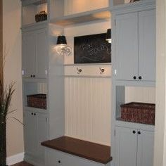 Mudroom idea but not in this color