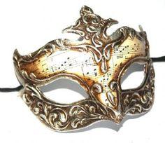 Fleur De Lys mask