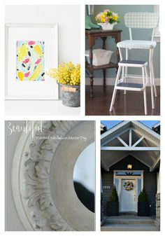 Smileworthy Projects from Monday Funday Link Party