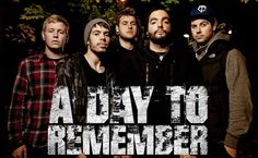 """A Day to Remember Music Band Group Fabric Poster Print 21"""" x 13"""""""