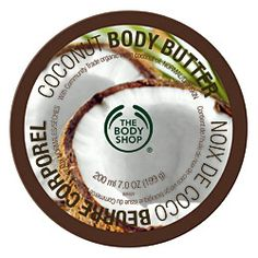 coconut body butter - the body shop $16    |  I''ve tried many scents and this one is most divine...