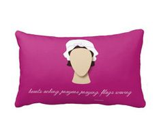 Hello History's Betsy Ross 14x20 accent pillow.