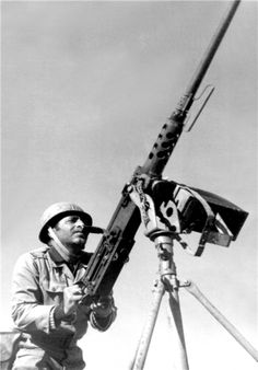 Iranian Browning M2HB.