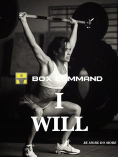 With Box Command YOU WILL !  We help you to make the most of your gym by providing you the best management system.  Visit www.boxcommand.com