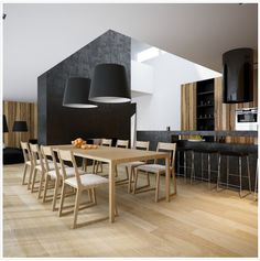 black white and pale wood - Sergey Baskakov