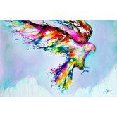"""Found it at Wayfair - """"Faust"""" by Marc Allante Painting Print on Wrapped Canvas"""