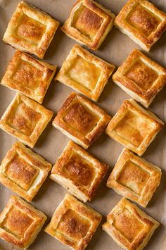 Puff Pastry Fruit Tarts with Ricotta Cream Filling - Cooking Classy Puff Pastry Desserts, Puff Pastry Recipes, Mini Desserts, Summer Desserts, Easy Desserts, Delicious Desserts, 1200 Calories, Ricotta, Breakfast Catering