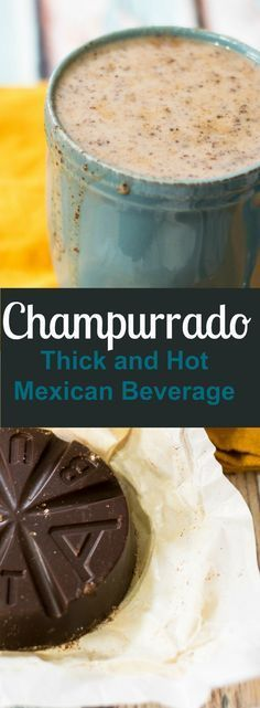 champurrado is a delicious mexican beverage that is perfect for these colder winter months!