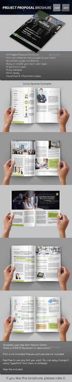 Proposal Proposals, Proposal templates and Template