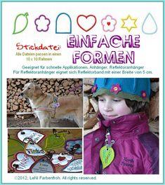 LeNi Farbenfroh: ✂ Stickdateien free