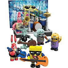 Mega Bloks SpongeBob Collectible Figure Pack