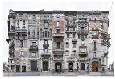 Padiglione Italia. Innesti/ Grafting - Ambienti taglia e incolla