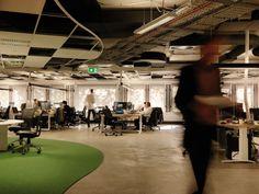 Sirca's Sydney office space.