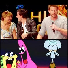 I do not like Spongebob, but this was funny lol