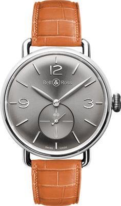 La Cote des Montres : La montre Bell & Ross Vintage WW1 Argentium® - L'horloger précurseur remet en scène un métal oublié : l'Argentium® ou la renaissance d'un matériau d'antan