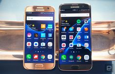 Galaxy S7 and S7 Edge review: Samsung's finest get more polished.