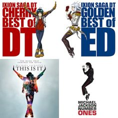 """Crunchyroll - """"Ixion Saga DT"""" Character Albums Pay Tribute to the King of Pop"""