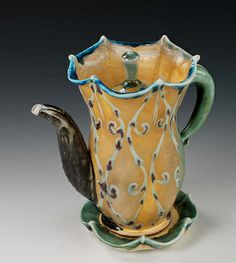 Teapot by Julia Galloway / American Art