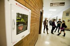 AEDs Can Save Lives But Only If They're Available