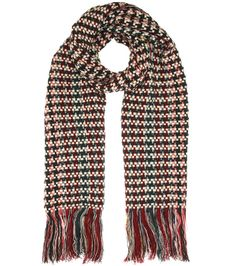 Isabel Marant - Alva wool and cashmere scarf