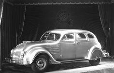 Cars of Futures Past – Chrysler Airflow | Hemmings Daily