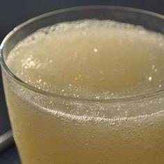 """Lemon Whiskey Slush aka """"Summer Happy."""""""