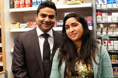 Hemanshu & Jayna from Granary Express