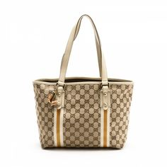 f618a5f140c LXRandCo guarantees this is an authentic vintage Gucci Jolicoeur tote.