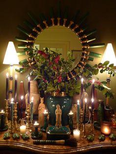 Green Altar