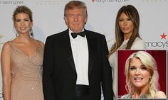 Donald Trump feud causes panicking Fox News CEO Roger Ailes to call Ivanka and Melania in attempt to get the frontrunner BACK to the debate - but he'll only speak to Murdoch | Daily Mail Online
