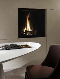 slab fireplace surround