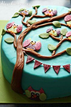 Výborný bezlepkový dort http://megvkuchyni.cz/moucniky/dorty/bezlepkovy-a-boruvkovy-dort-se-sovami/