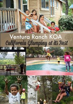 Ventura Ranch KOA: California Camping and Glamping at its Best