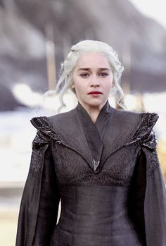 Daenerys Targaryen in Game of Thrones season 7 (x)