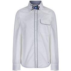 Little Marc Jacobs Boys White Shirt