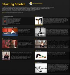 30 Day Stretching Challenge