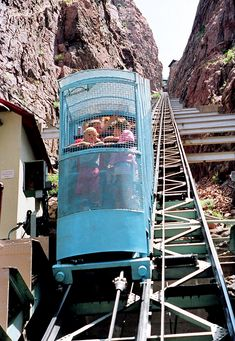 Royal Gorge Incline, Canyon City, Colorado********I did this it saw fun Canon City Colorado, Road Trip To Colorado, Visit Colorado, Colorado Homes, Cripple Creek Colorado, Colorado Springs, Ouray Colorado, Places To Travel, Places To Visit