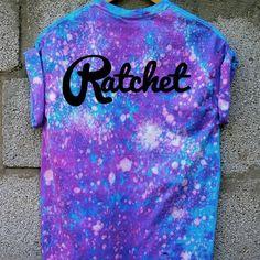 Ratchet Clothing | Nebula T-shirt need need need neeeeeeed