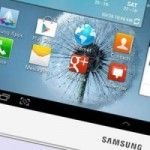 Here's another rumor to add to the growing list about future Samsung devices: the company could integrate Intel Atom processor in the next three Galaxy Tab 10.1, leaving the ARM chips used previously . This rumor is based on a report from SamMobile , where a reference test revealed a pair of tablets whose model numbers P5200 and P5210. Since the Galaxy Tab 2 10.1 P5100 had a number of model, it is logical to think that the result would be P5200.
