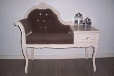 Datant vieux meubles de Hickory