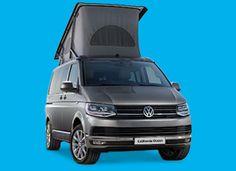 New VW Camper Van   The spirit of adventure   VWCV